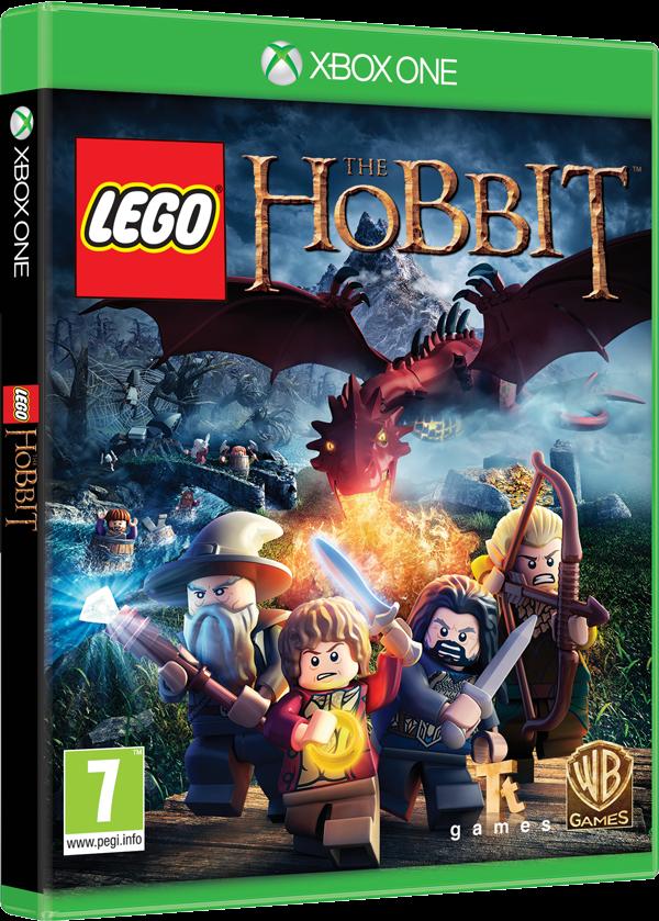 Gra Lego The Hobbit Xbox One Język Polski Gry I Konsole Xbox One